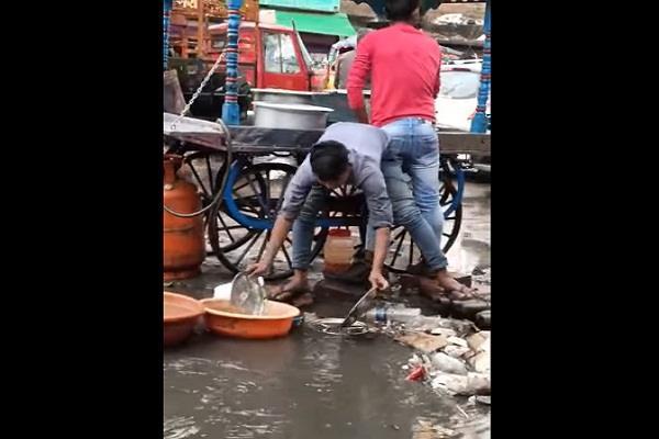 street food video viral corona virus social media