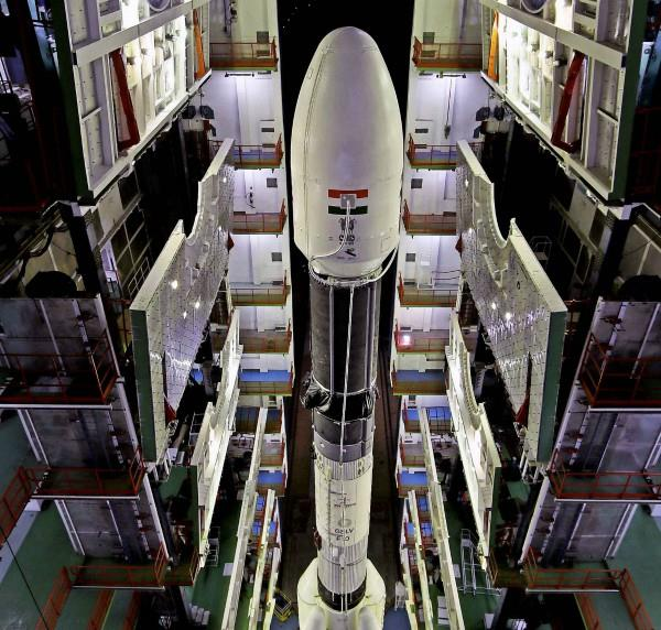 launch of gisat 1 is postponed due to technical reasons isro