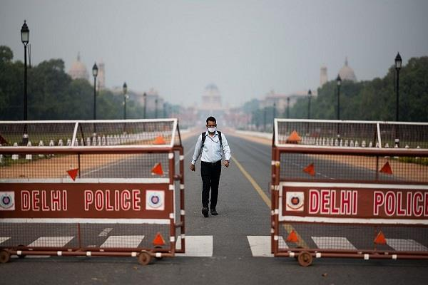 delhi police will answer the questions related to lockdown