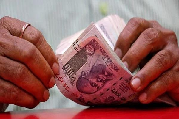rupee may fall to 77 level against dollar in next few sessions report
