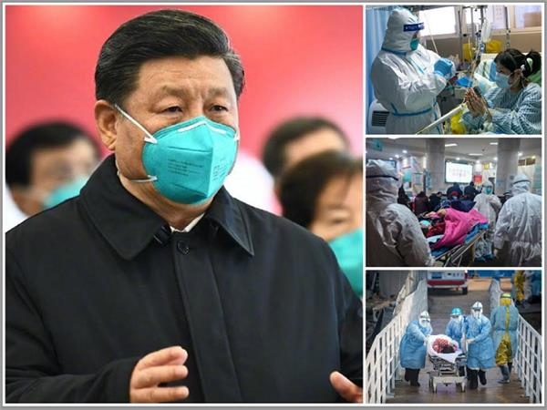 corona epidemic more than 10 million people died in china