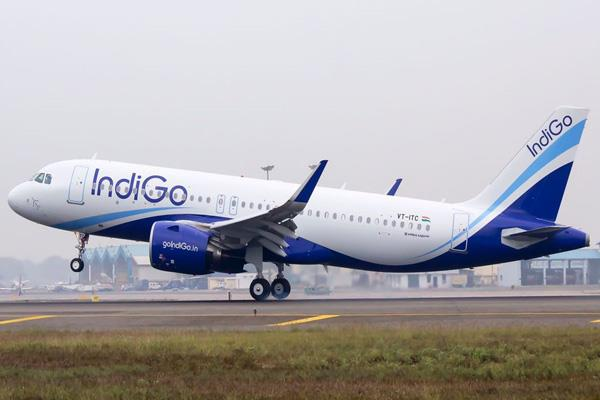 corona virus indigo canceled flights to doha by 17 march