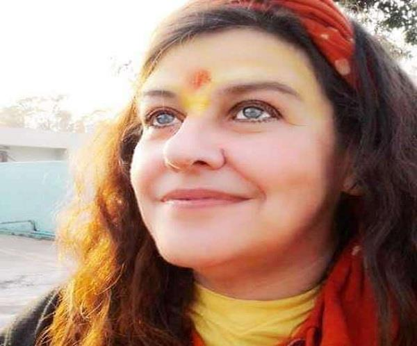 sudden death of italy sadhvi living in pathri mata temple