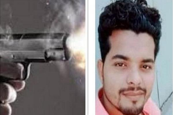 mad lover in love shot first woman and then shot herself young man dies