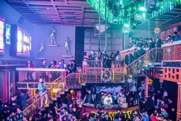 case filed on the city s play boy disco and 4 other clubs