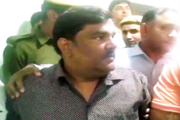 tahir hussain sent on 7 day police remand arrested on thursday