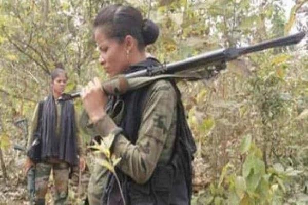 20 kg bag on shoulders ak 47 in hand story of pregnant commander