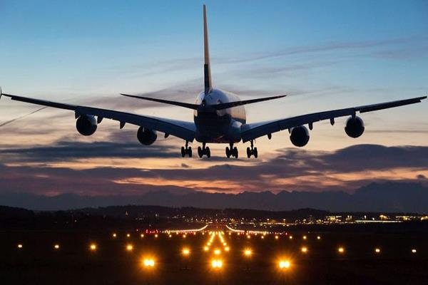 airlines face worst crisis only 25 flyers on 256 seater flight