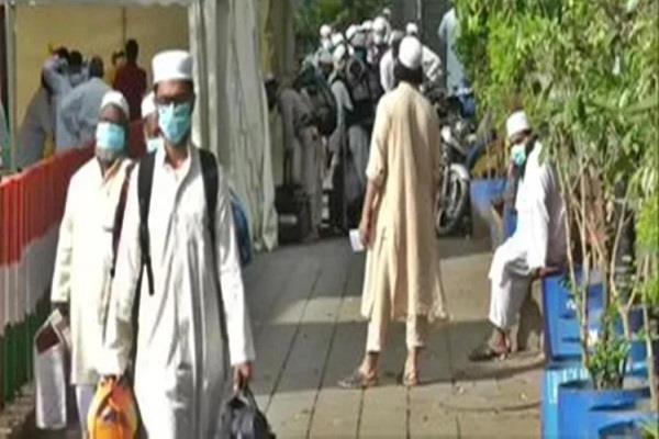 many people of uttarakhand were present in tabligi markaj of delhi