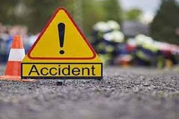 passenger vehicle falls udhampur one killed 9 injured