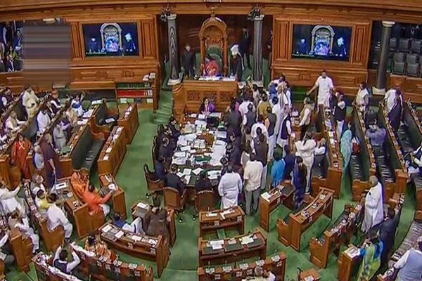 congress lok sabha prahlad joshi