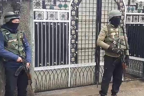 cbi raids many places in kashmir in jkpcc scam case