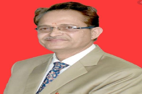 mp assembly principal secretary ap singh commits self quarantine