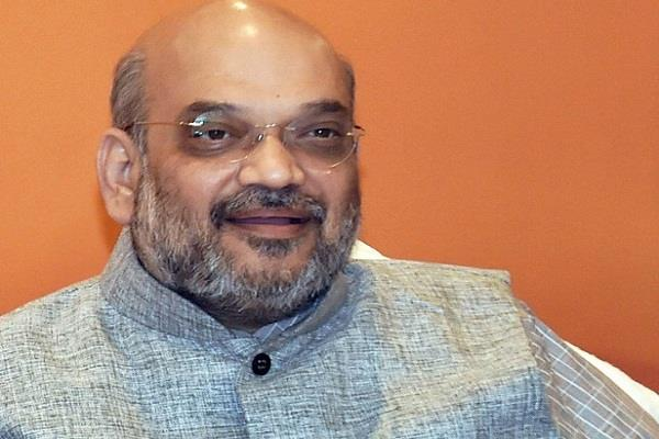 government restructures npdrr amit shah will be president