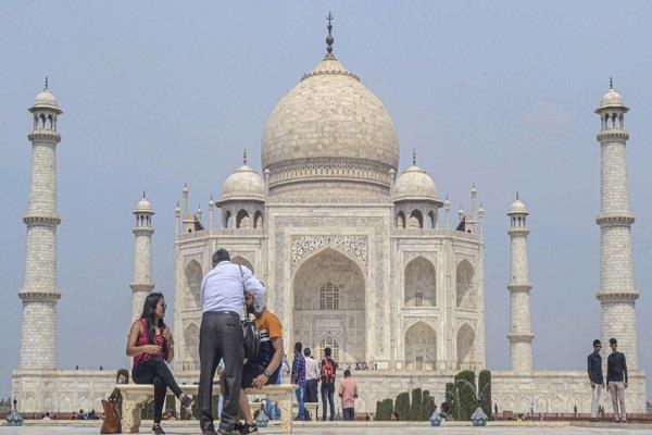 bjp mp said then why can t the taj mahal be opened in the moonlight night