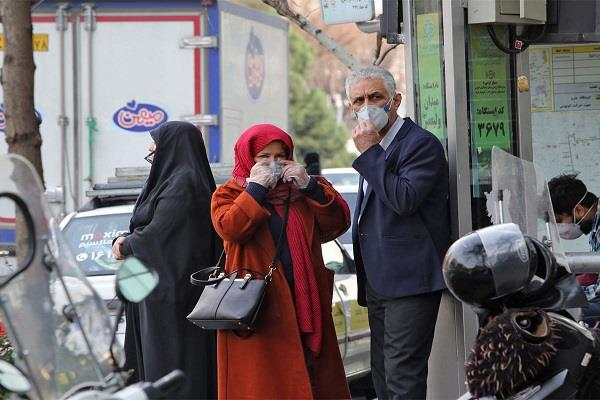 corona virus death toll rises to 429 in iran more than 10 000 people infected