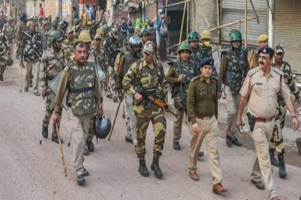 sit arrested three more in delhi violence case