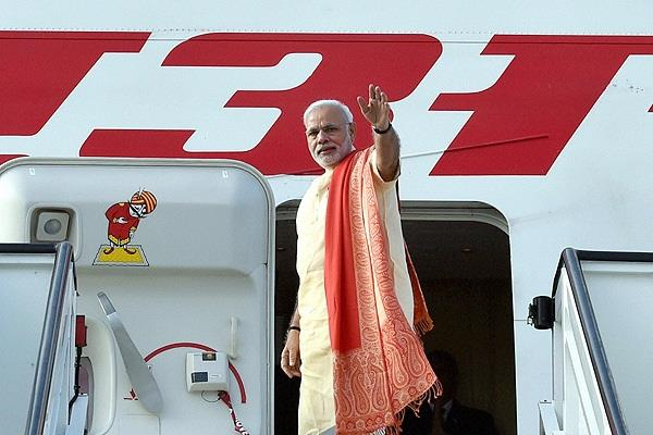 446 52 crores spent on pm modi s foreign travels in last five years