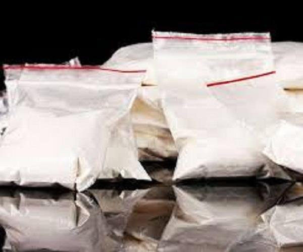 3 kg of heroin recovered from international border