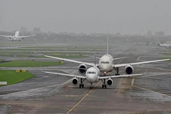 ban on international flights till 14 april dgca