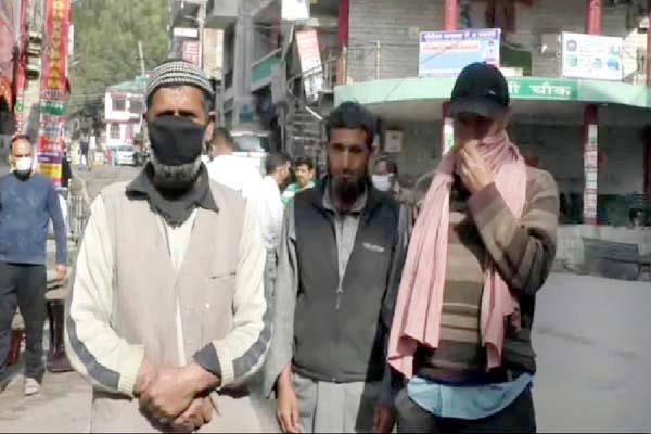 migrant workers upset due to curfew in himachal
