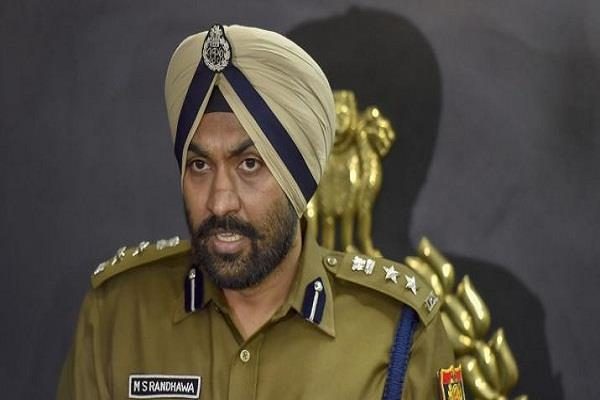 police told rumors of tension in delhi again said keep the peace