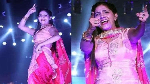 सपना चौधरी ने जोरदार डांस से जीता फैन्स का दिल, इंटरनेट पर वीडियो ने मचाया  धमाल - sapna chaudhary won the hearts of the fans with a strong dance