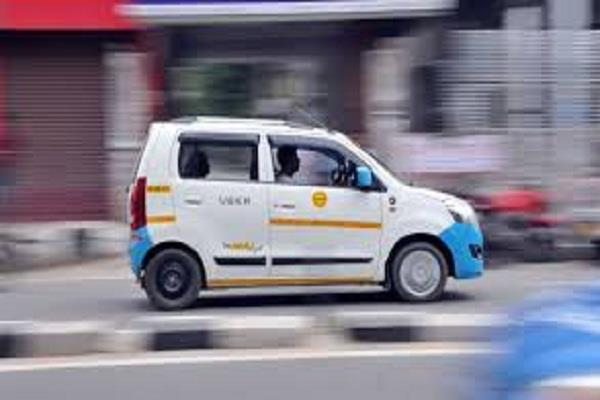 uber driver falls asleep in maharashtra know what the woman did