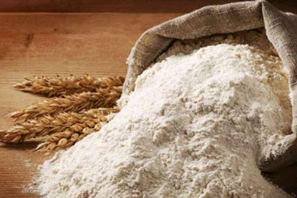from today the district administration will also supply flour