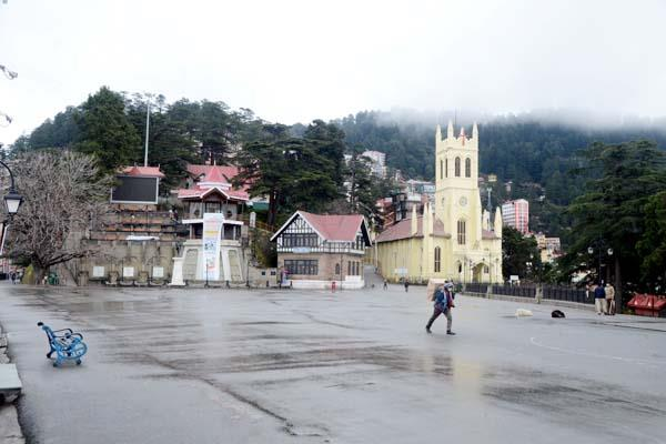 cold returns again due to rain snowfall in himachal