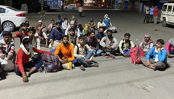 haryana government tightens borders to seal migration
