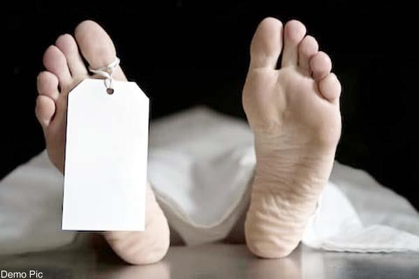 deadbody found in drain on kandaghat chayal road
