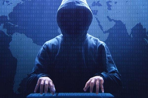 cid website  hack  broadcasts  warning  message to modi government