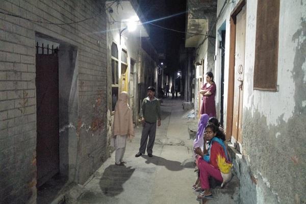 rumor of earthquake in jalalabad sleepless