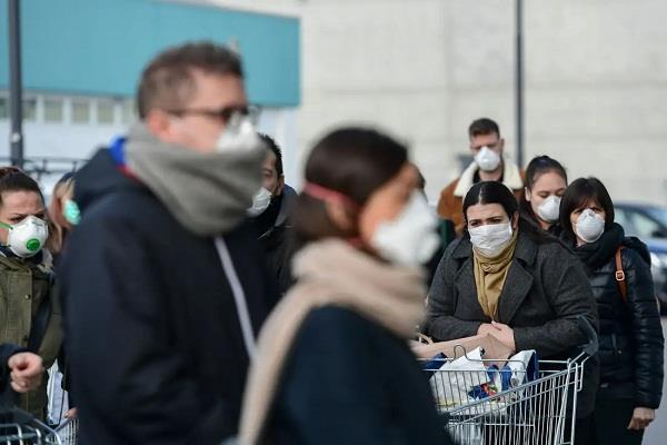 corona virus havoc death toll in italy is 52