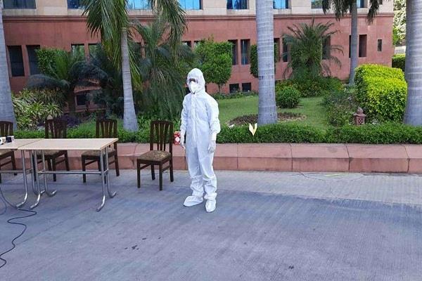 drdo develops bio suite for medical professionals treating corona