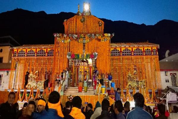 after 100 years in badrinath the vision of akhand jyoti will not happen again