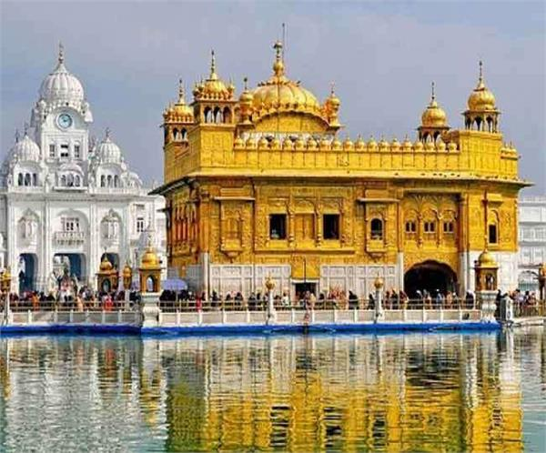 covid 20 and golden temple
