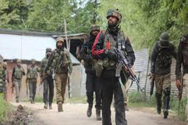 4 militant killed in kashmir encounter