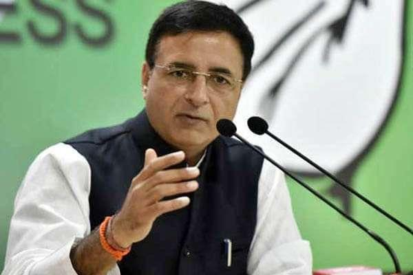 toll rate increases with corona hit surjewala