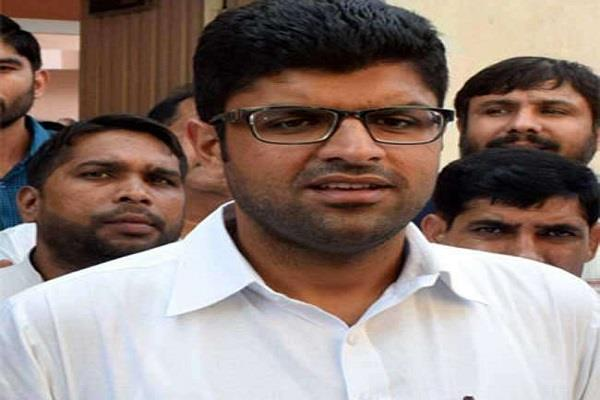 dushyant chautala gave instructions to district labor commissioners