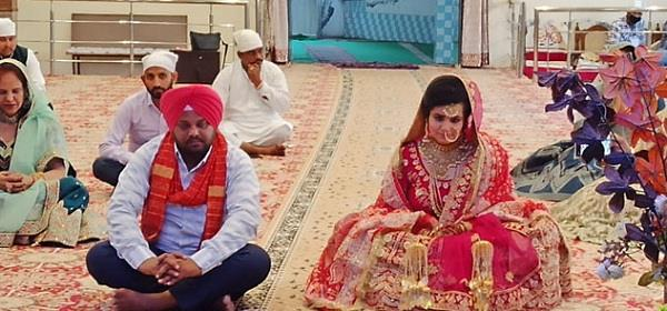 2 marriages in punjab during curfew