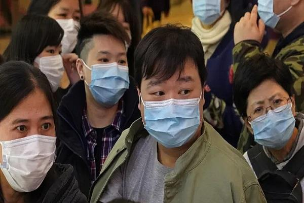 wearing only masks cannot prevent corona virus
