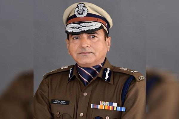 haryana dgp warning strict action will be taken against anti social elements