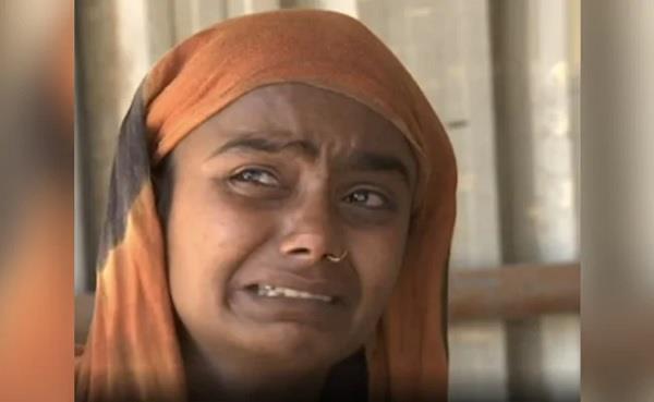 प्रवासी मजदूरों का दर्द: सिर्फ चावल खाया है..दूध नहीं उतर रहा है, 8 दिन की बेटी को क्या पिलाऊं