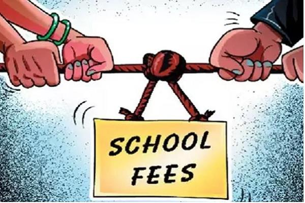 private schools cannot ask for fees at the time of lockdown cm instruction