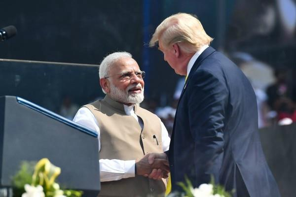 trump asked for hydroxy chloroquine medicine from pm modi