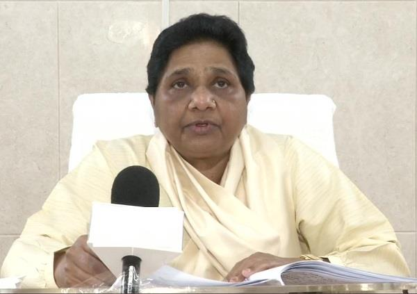 mayawati termed alleged beating with bjp mla in aligarh worrying