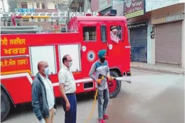 death of elder in mohali due to coronavirus