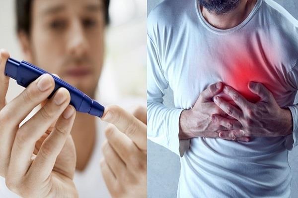 corona is dangerous for diabetes and heart patients